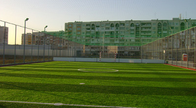 Футболно игрище City София