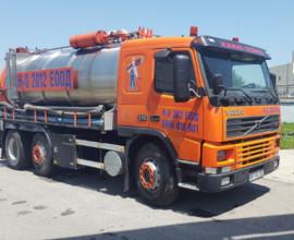 Почистване на канали и канализационни системи H2O 2012 Разград