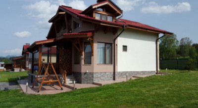 Къща за гости Близнаците Цигов Чарк