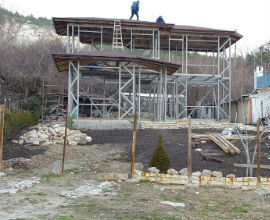 Ремонт на покриви Сим Кол 77 Варна