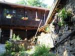 къща за гости при горските ломец