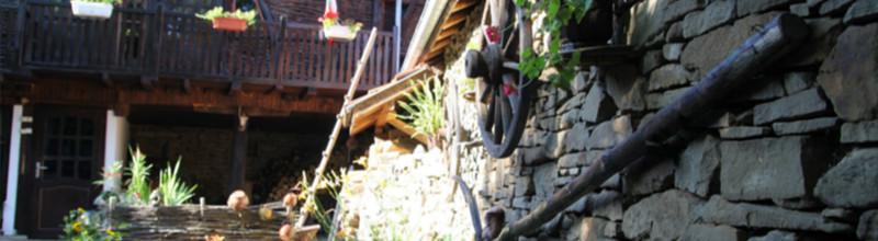Къща за гости При Горските - село Ломец