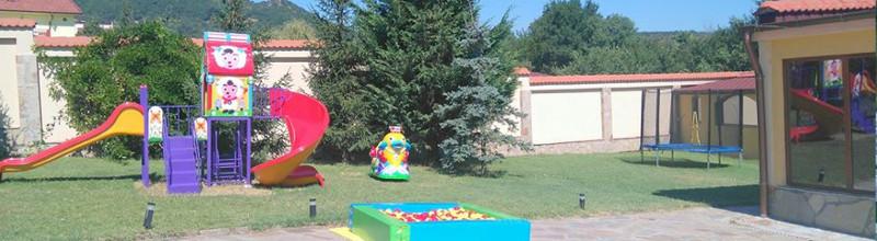 Спа къщи за гости Свети Георги - Минерални бани Хасково