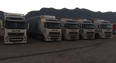 Транспортна фирма Марви БГ - Спедиция и транспорт