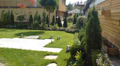 Зелена Концепция - Озеленяване и Ландшафтна архитектура София