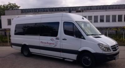 Автобусен транспорт на пътници Плевен Експрес