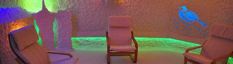 Терапия със сол, халотерапия от солна стая Надежда София