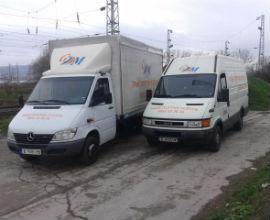 Транспортни услуги GM Trans Logistic Варна
