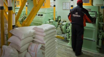 Производство на висококачествено брашно Евамел Плевен