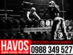 професионално фитнес оборудване havos