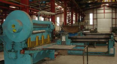 Строителни дейности Адлер Ин ЕООД - Промишлено строителство