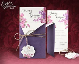 Сватбени покани и аксесоари Belle Cards