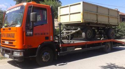Денонощна пътна помощ АМ Тракия, Пазарджик
