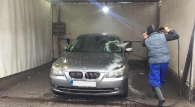 Автомивка в София A-Spa - Автомобилно почистване