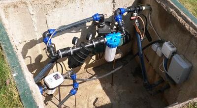 Изграждане на сондажи за вода Трайков