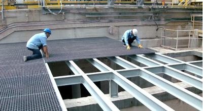 Галко АД - Производство и доставка на стоманени решетки и стъпала