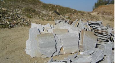 Гнайс - гнайсов облицовъчен материал от Булгнайс ООД